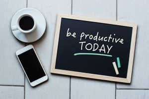 Be Productive Today