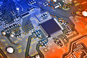 Silicon Microchip
