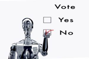 Robot voting